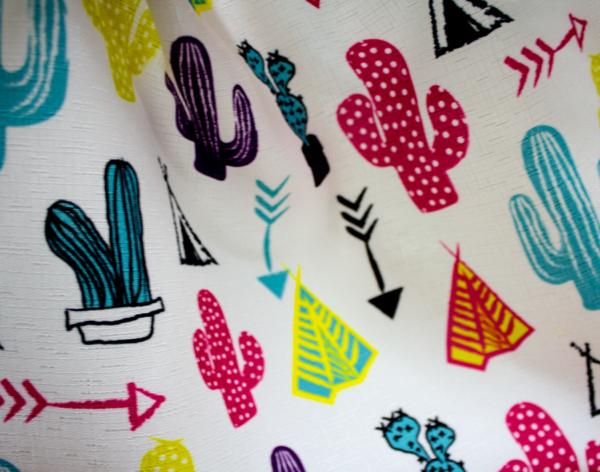Cactus Teepees on Siam