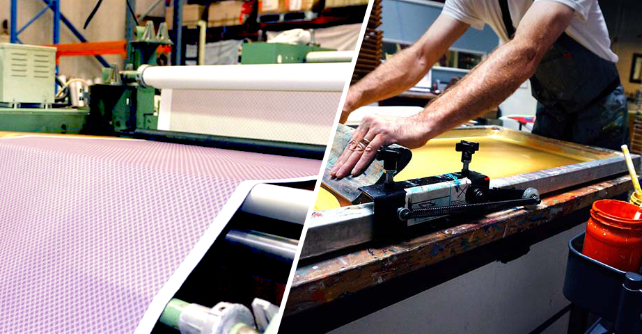 Sublimation Printing vs Screen Printing