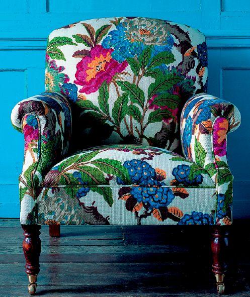Floral Interiors