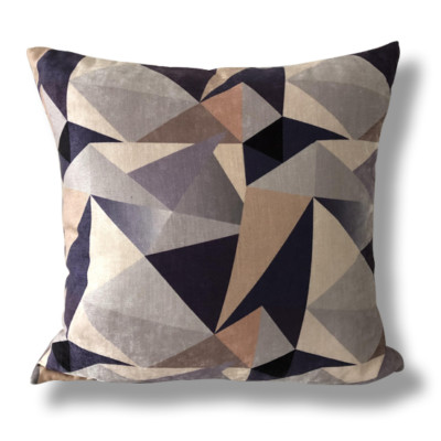 Shatter Mosaic Printed Cushion