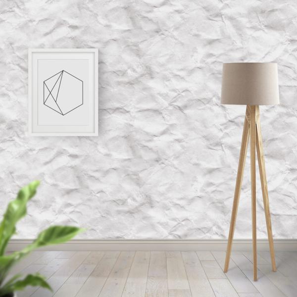 Crinkled Paper Wallpaper
