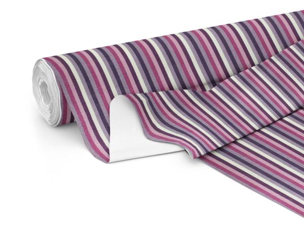 Protea Stripe Purple